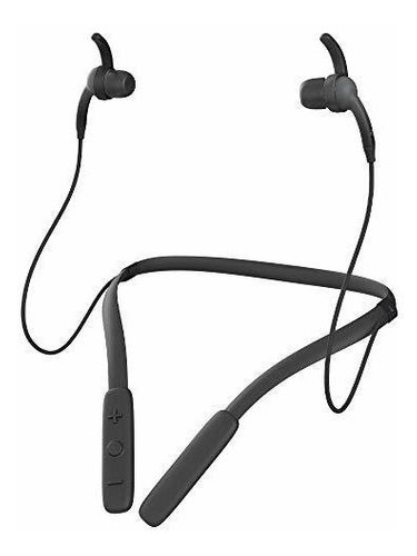 Ifrogz - Auriculares Bluetooth Flex Force 2 In Ear - Negro Y