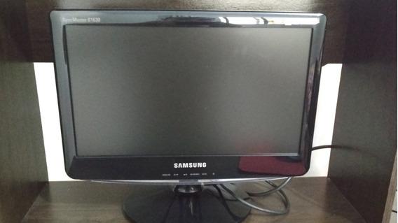 Monitor Lcd Samsung B1630 Tela 15,6 Hd