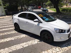 Chevrolet Sonic 1.6 16v Ltz Aut. 4p Sedan 2012 S/ Entrada