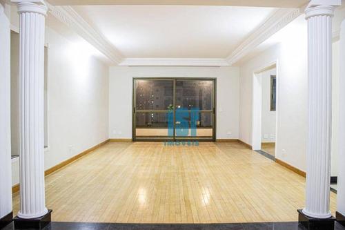 Apartamento De 1 Por Andar, 3 Dormitórios À Venda Por R$ 1.080.000 - Vila Suzana - São Paulo/sp - Ap25184