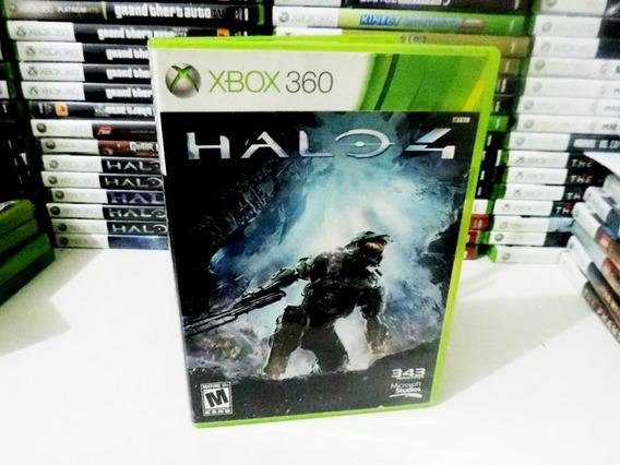Halo 4 Original Para Xbox 360 Em Português