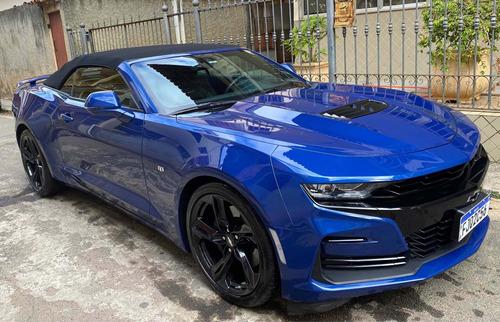 Imagem 1 de 5 de Chevrolet Camaro 2019 6.2 V8 Ss 2p Conversível