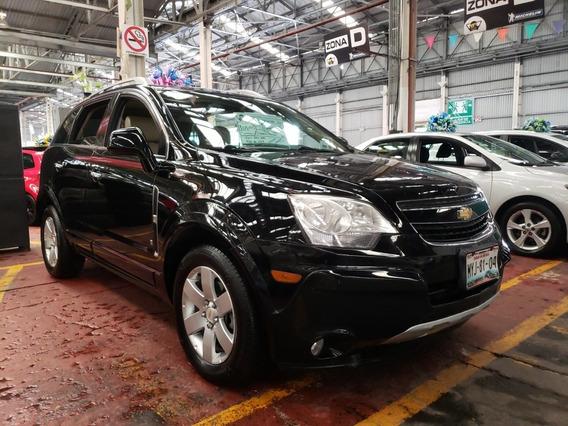 Chevrolet Captiva 3.0 D Sport Aa V6 R-17 At 2010