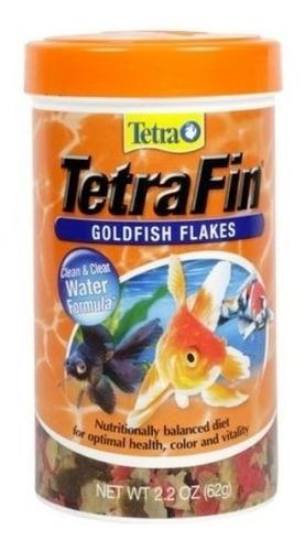 Tetrafin Goldfish 62g Alimento Para Pece - g a $434