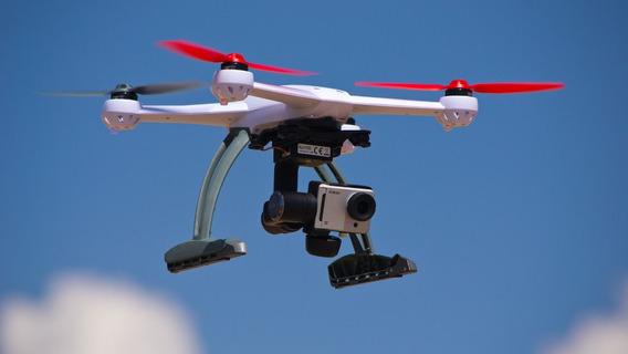 Drone Blade 350 Qx2 Ap Combo Super Desconto