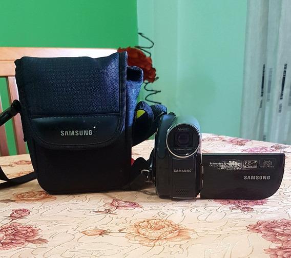 Filmadora Samsung Pouco Uso E Em Otimo Estado
