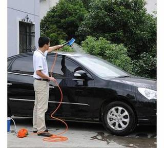 Cepillo Lavado Auto Para Conexión Con Manguera