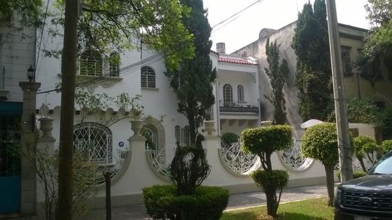 Polanco Casa Con Uso De Suelo