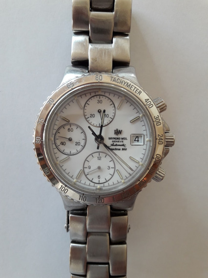 Raymond Weil Automatic Amadeus 200 Chrono Saphire Swiss Made