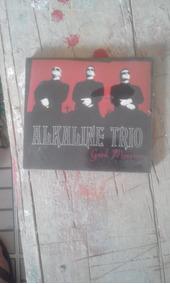Cd Alkaline Trio -good Morning (lacrado) Punk Rock
