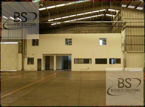 Bodega En Renta En Parque Industrial Benito Juarez, Queretaro /gps