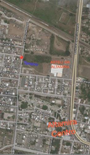 Terreno Venta Altamira Centro