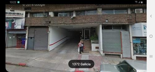 Galicia Y Ejido. Cochera Alquiler Mensual