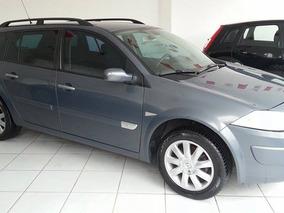 10% Abaixo Da Fipe!!! Renault Megane - Gran Tur -