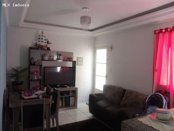 Apartamento Para Venda Em Mogi Das Cruzes, Jundiapeba, 2 Dormitórios, 1 Banheiro, 1 Vaga - 1106_2-662259
