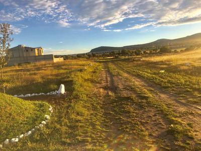 Los Mejores Terrenos En Pachuca. Fraccionamiento Valle San M