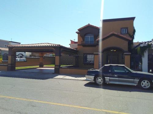 ¡vive En Zona Dorada! Se Vende Casa En Montecarlo Residencial, Mexicali, B.c.
