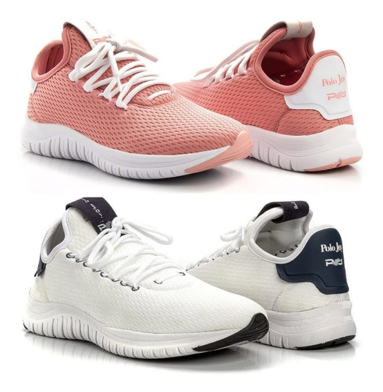 Tenis Feminino Kit 2 Pares