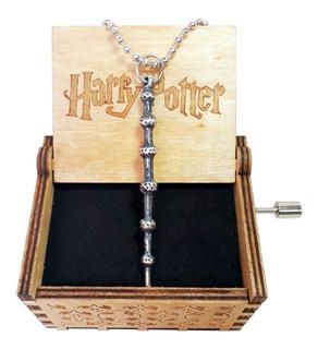 Cajita De Música Harry Potter Colgante De Regalo
