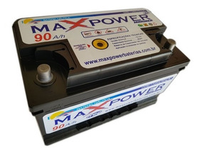 Bateria Para Motores Elétricos Maxpower Marinner 90ah