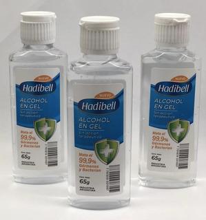 Alcohol En Gel Envase Personal X 6 Unid. Antibacterial