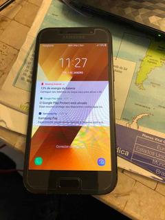 Celular Usado Samsung A5 2017 A520 Dual 64gb - Com Garantia