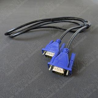 Cable Vga Macho-macho 1.5 M