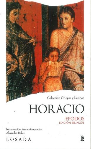 Epodos - Horacio - Losada