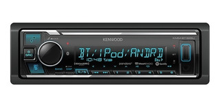 Autoradio Kenwood Kmm-bt325 Bluetooth Usb iPod Android