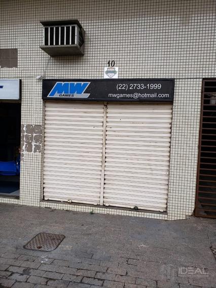 Loja Em Centro - Campos Dos Goytacazes - 10394