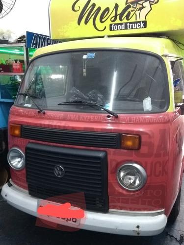 Volkswagen Vw Kombi Food Truck