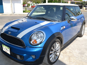 Mini Cooper S 1.6 Hot Chili At