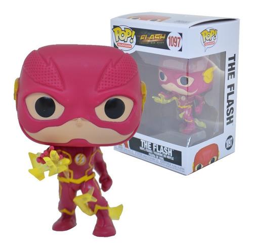 The Flash Funko Pop Figura De Coleccion Original