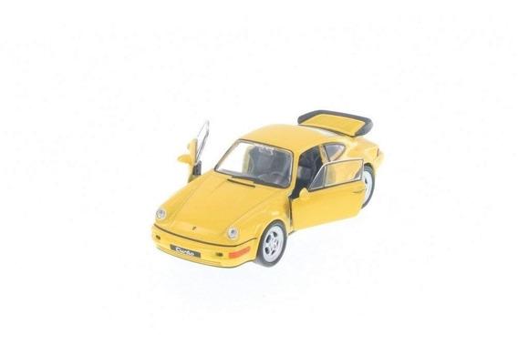 Welly Porsche 964 Turbo 43611d Diecast 5 Juguete Coleccion