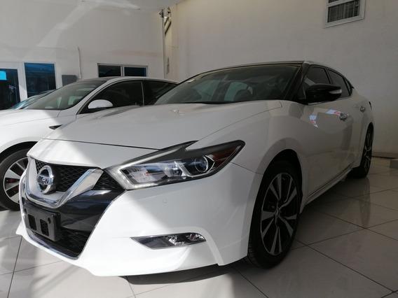 Nissan Maxima 3.5 Exclusive Cvt 2016