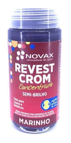 Tinta Para Couros E Sintéticos Novax 90ml - Varias Cores