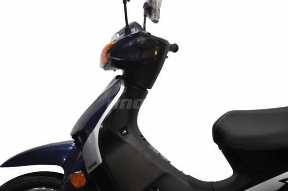 Motomel Blitz 110 V8 Rayo Tambor