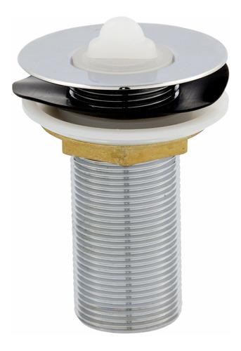 Válvula P/lavatório 1  (2,6cm) V01 Metal Cromado