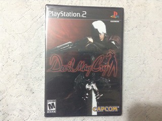 Ps2 Devil May Cry *nuevo*