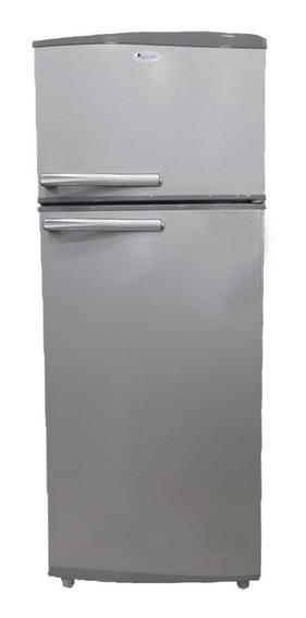 Heladera Con Freezer Diplomatic 326 L Dfr5-1620 Gris