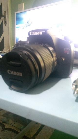 Câmera Fotográfica Canon Rabel T3