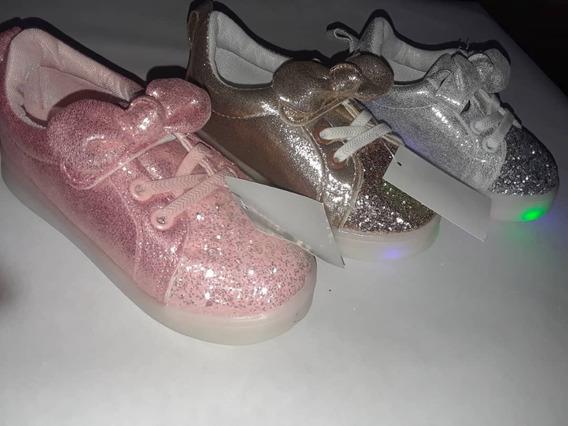 Zapatos De Luces De Niña
