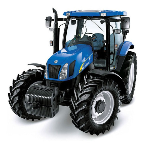 Tractor Serie T6000 New Holland - 0km