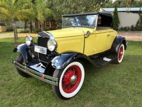 Ford 1931 Roadster Barata Fordinho Original