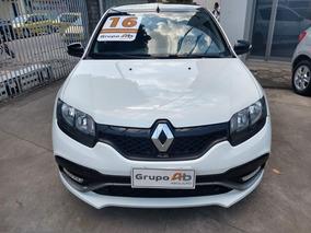 Renault Sandero Sport Rs 2.0 Flex 2015/2016
