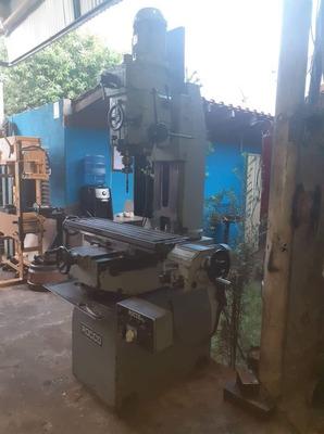 Vendo Rocco Ffpr 40-aAutomatico Na FuraçaoMesa E Barrament