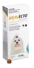 Bravecto Para Perro De 2 A 4.5 Kg De Peso
