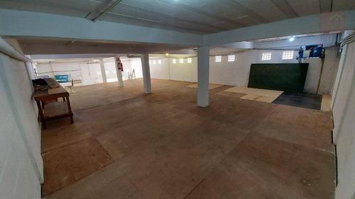 Guaré  - Alugo Galpão/ Deposito   Com  8,5m2 - Ga0001