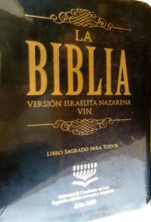 Biblia Vin Israelita Nazarena