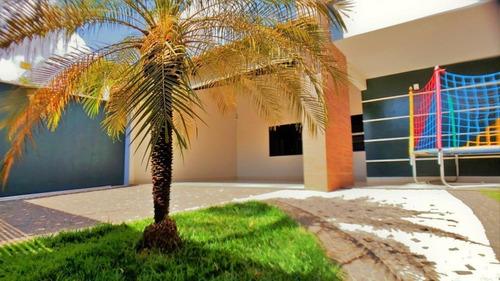 Imagem 1 de 27 de Casa 3 Quartos, 158 M² C/ Lazer À Venda Na 1204 Sul - 132